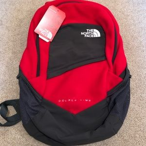NWT The North Face Fleece Denali Daypack Backpack